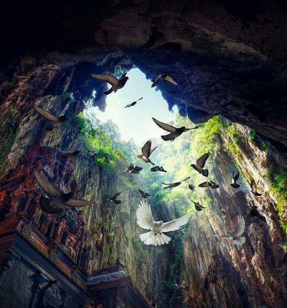 Cuevas de Batu, Malasia