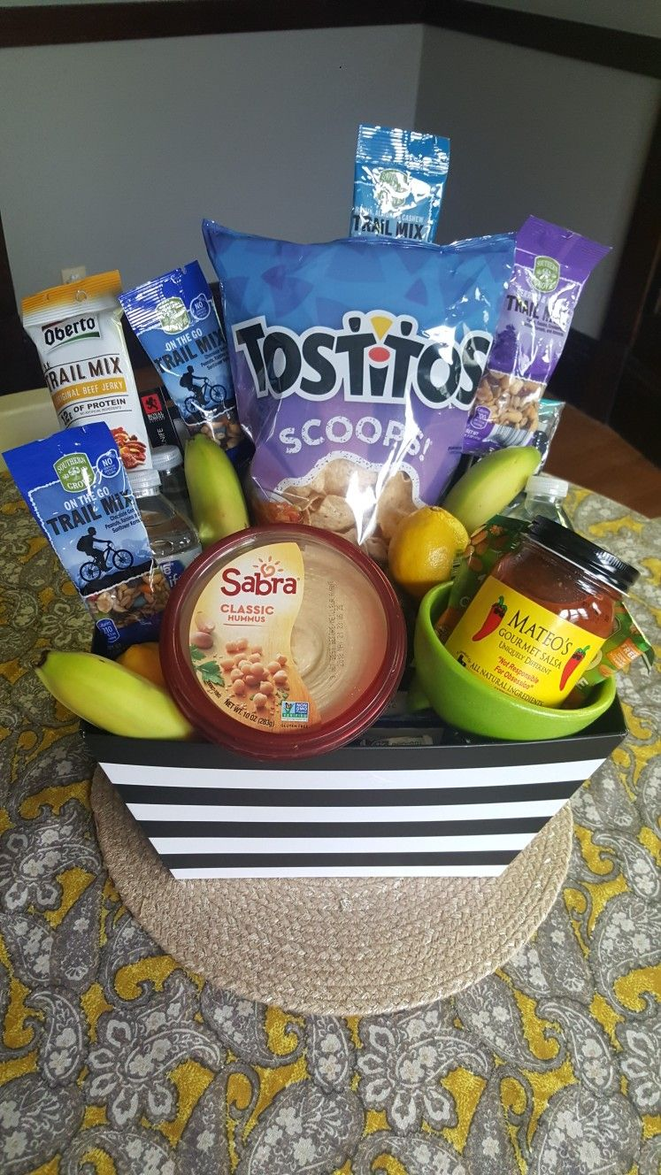 Gift basket ideas gifts