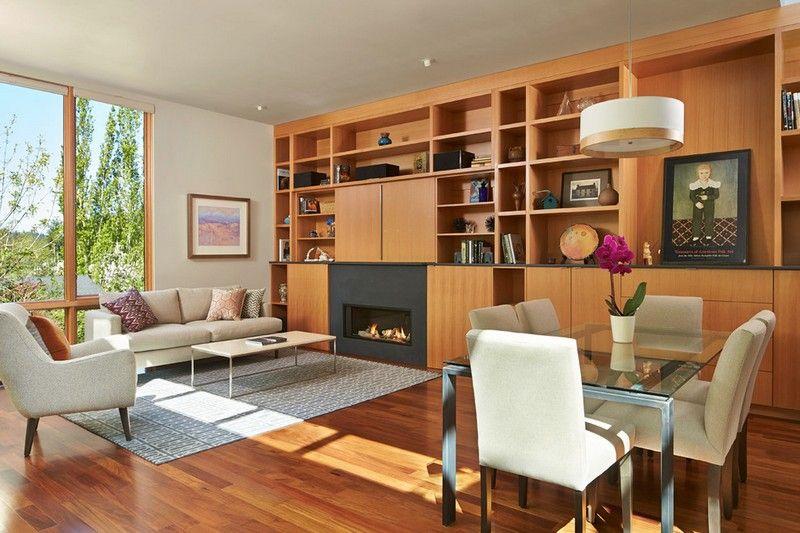 Schön Kleines Wohnzimmer Modern Einrichten Tipps Und Beispiele