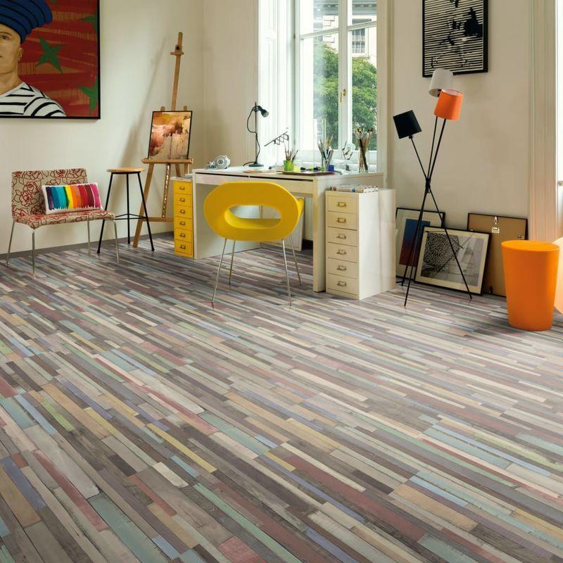 Egger Planches de plancher stratifié 32,24 m² 7 mm