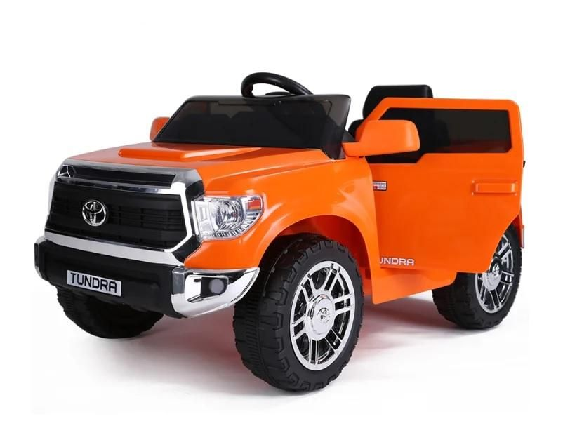 Toyota Tundra Single Seat 12v Toddler Ride On Pickup Truck With Remote Control In 2021 Toyota Tundra Pickup Trucks Toyota Tundra Off Road