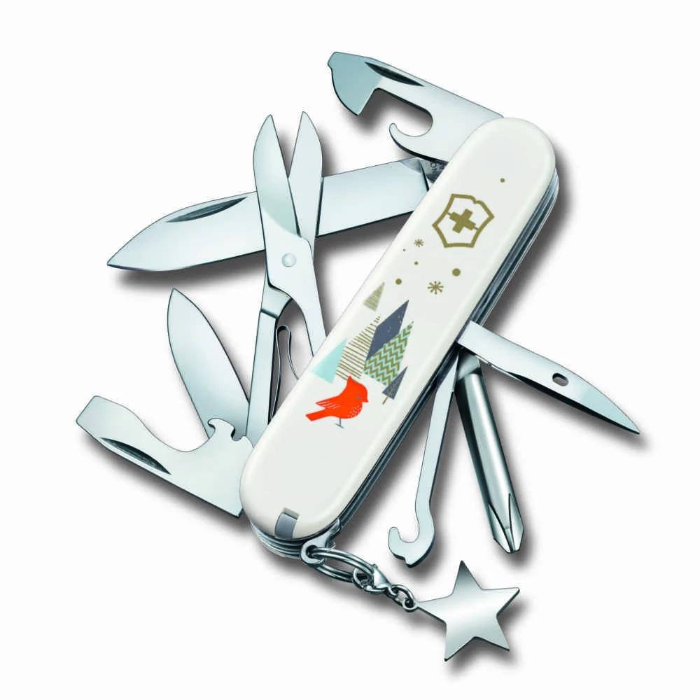 Winter Magic Super Tinker Swiss Army Knife Limited Edition 2019 Swiss Knife Shop Swiss Army Swiss Army Knife Winter Magic