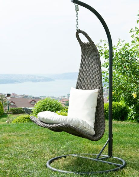12 ideas para incluir sillas colgantes en casa Tu Vida Pinterest
