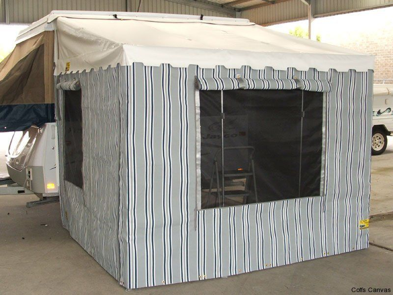 Coffs Canvas Bag Awning With Canvas Striped Walls Striped Walls Roll Out Awning Awning