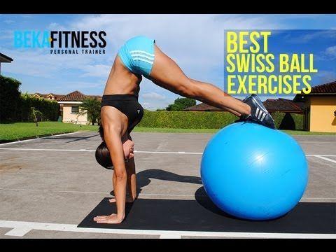 swiss ball exercises 1  rebeca martinez personal