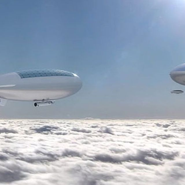 /NASA Wants To Build A Cloud City On Venus