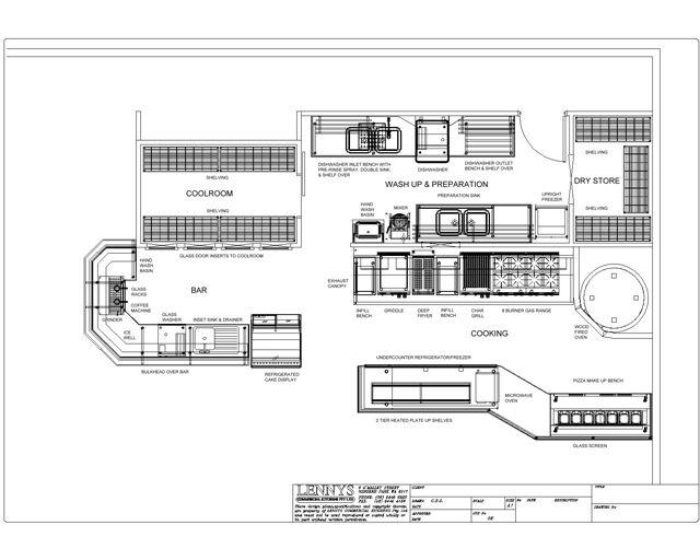 Kitchen Bar Design Bars Commercial Interior Studio Designs