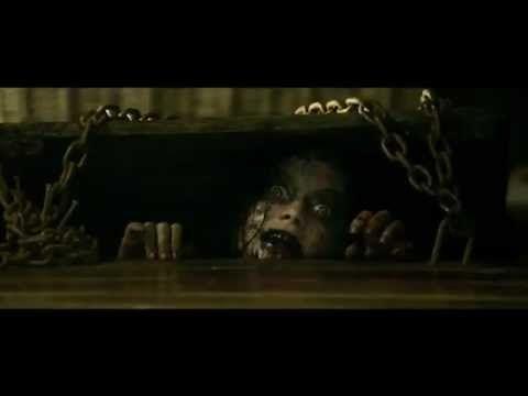VÍDEO SORPRESA https://www.youtube.com/watch?v=W3PWor-BrsQ Título: Posesión infernal: Evil dead Título original: Evil Dead País: USA Estreno en USA: 05/04/20...