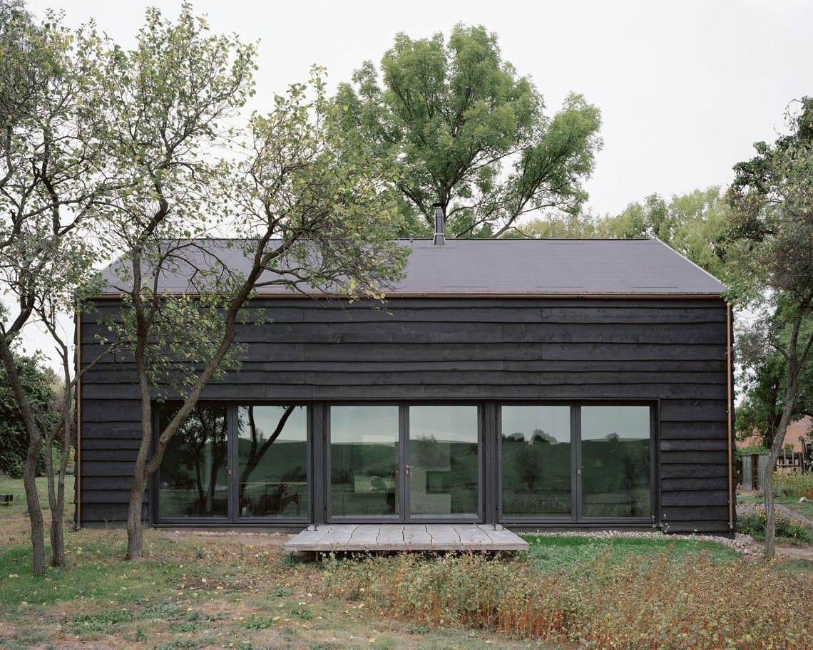 SUBTILITAS | FINCH BARN | Pinterest | Satteldach, Hütten und Architektur
