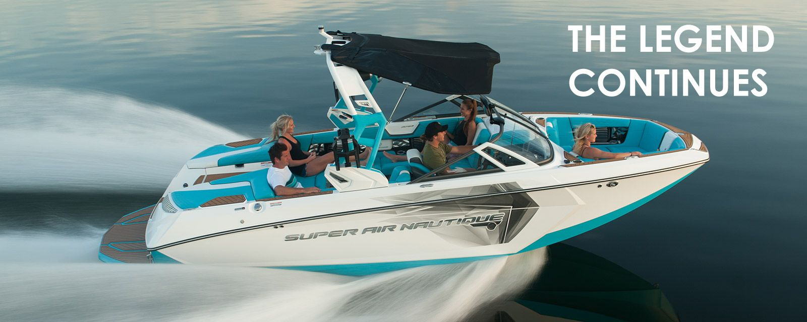 Super Air Nautique G23 Wake Sports Boat THE DISCOVERY