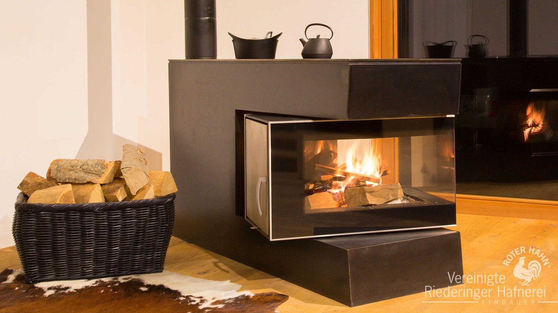herd und grundofen mit gemauerten z gen backrohr herdplatte und kompletter stahlverkleidung. Black Bedroom Furniture Sets. Home Design Ideas