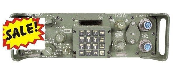 Details about Military Radio RT-1523 SINCGARS Radio COM