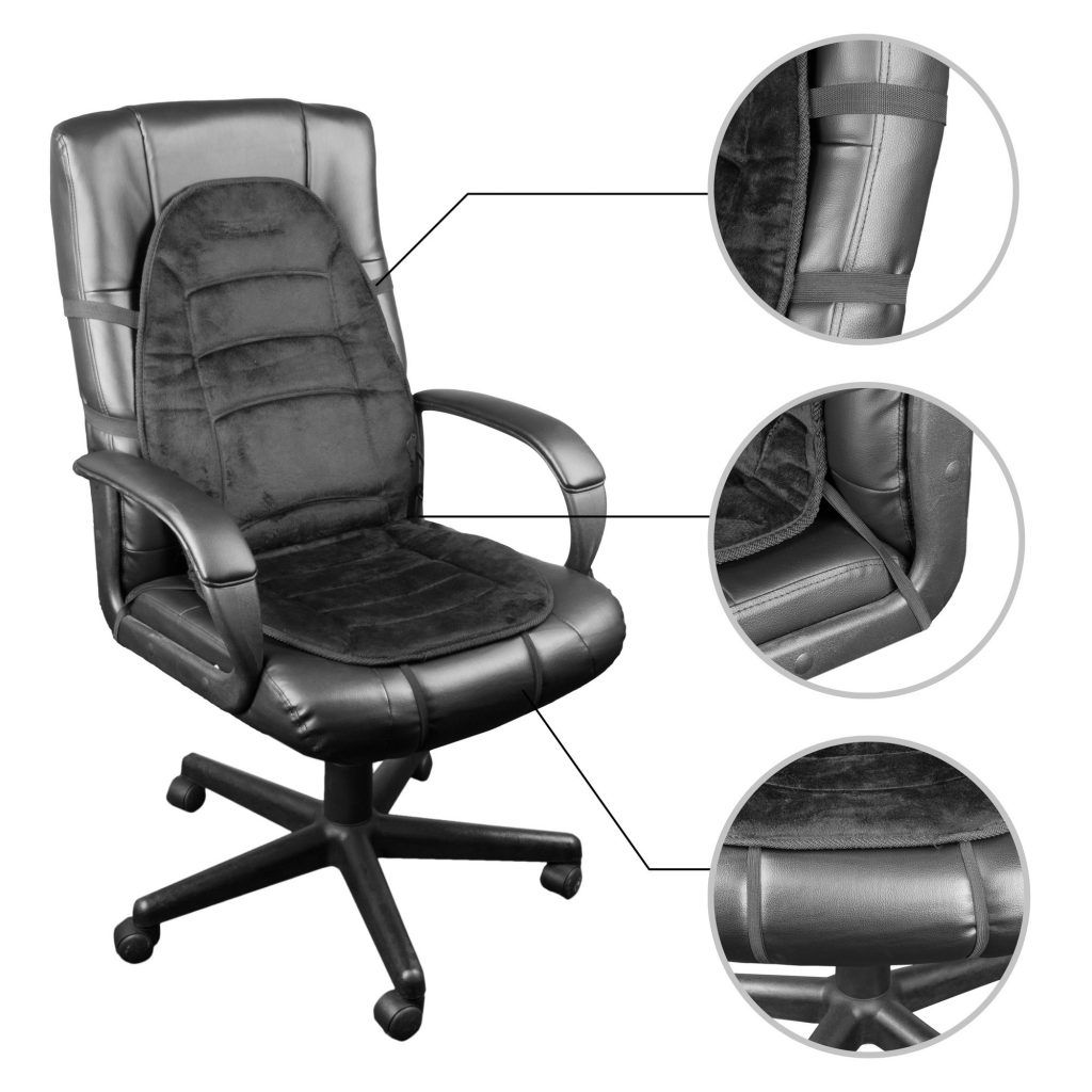Anyone make seat warmers for office chairs
