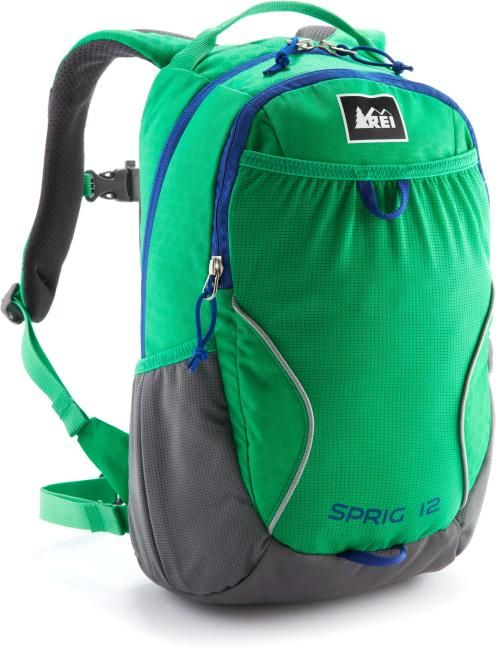 REI Sprig 12 backpack - JUNGLE SPRUCE  bb7f144504a0b