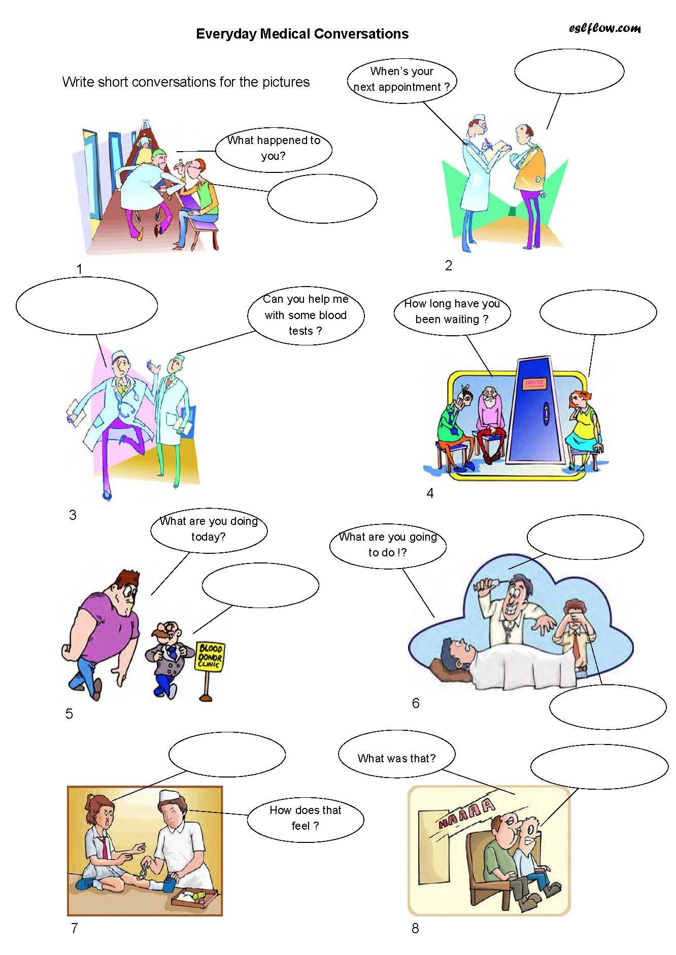 Esl Adults Worksheets Conversation wonderful image collections