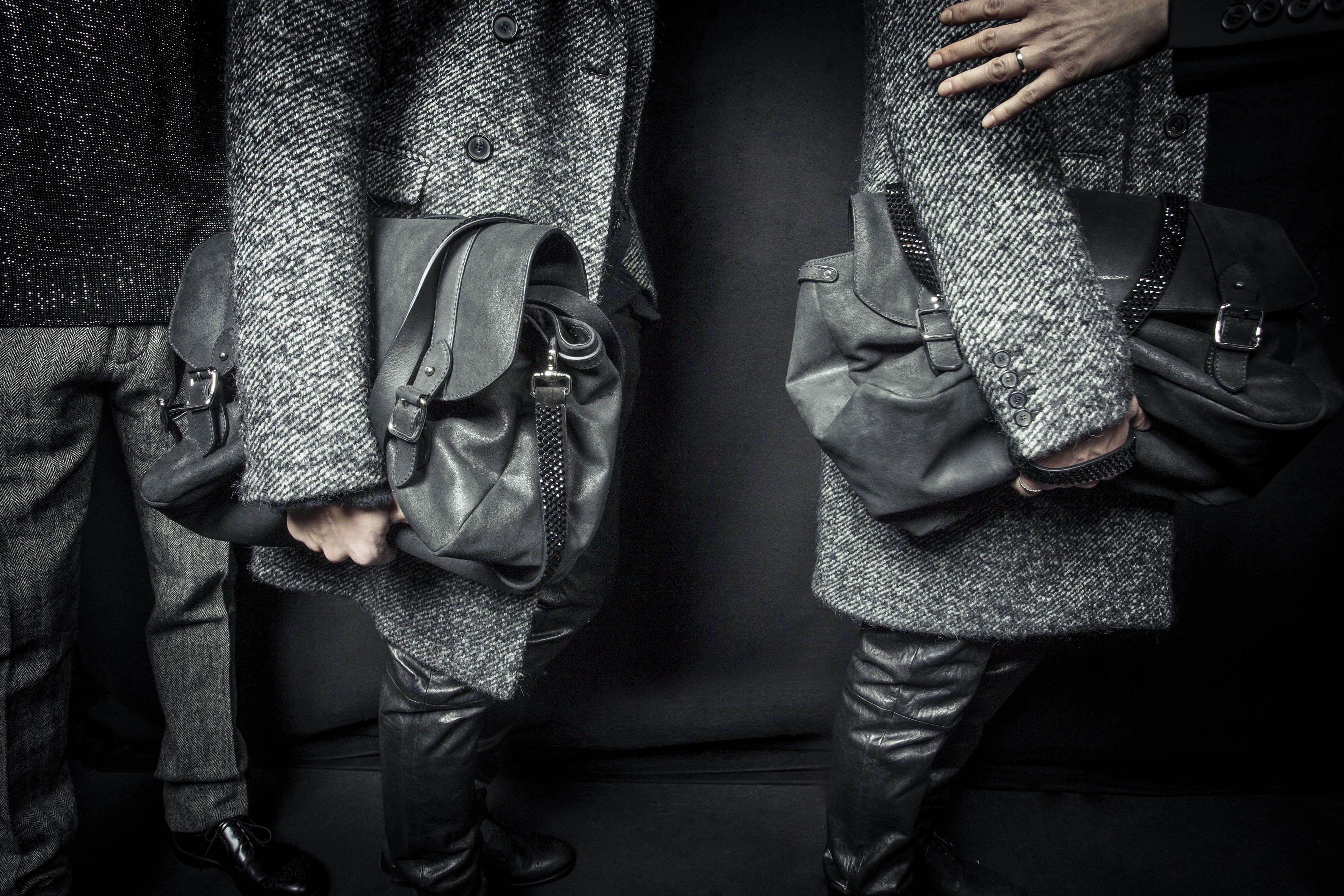 Ermanno Scervino Men's FW1617 fashion show backstage #ErmannoScervino #ScervinoLive