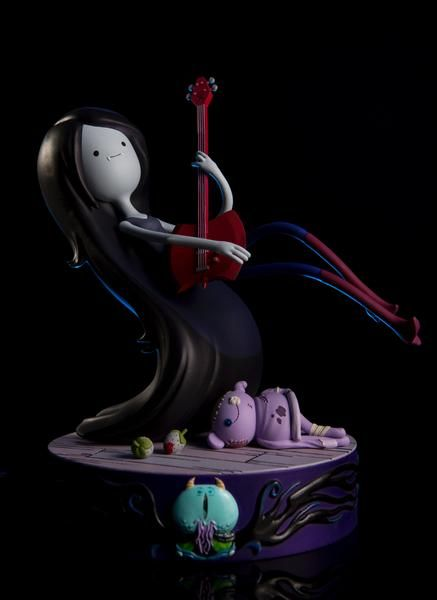 Straight From The Land Of Ooo Comes Marceline Abadeer Vampire Queen Floating In