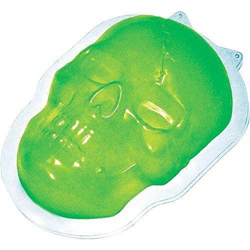 Hand Body Part Gelatin Jello Mold Haunted Halloween House Prop