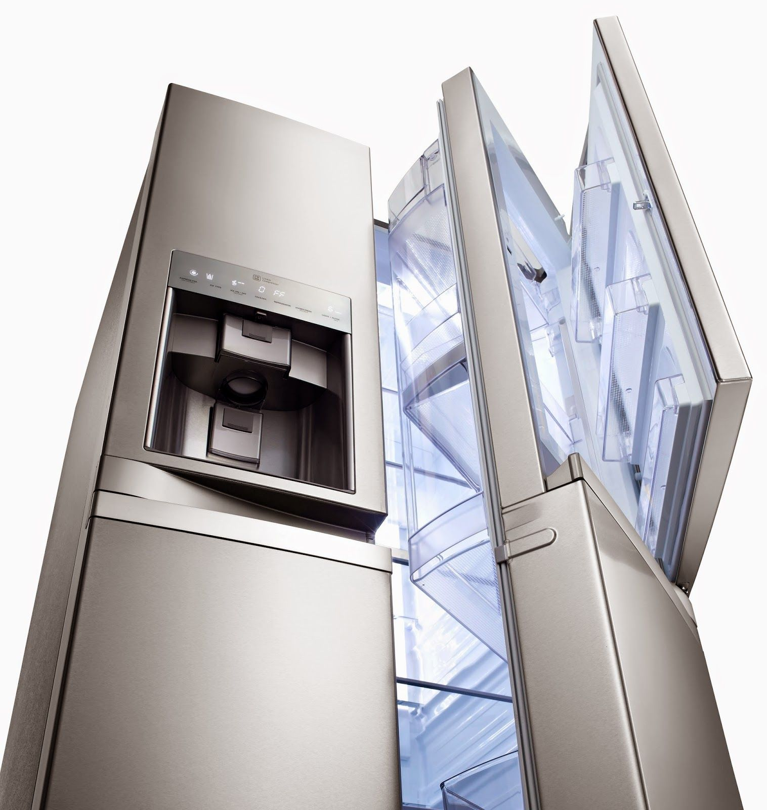 Ordinaire LG Introduces Innovative Door In Door Refrigerator With Large Capacity Into  Nigeria