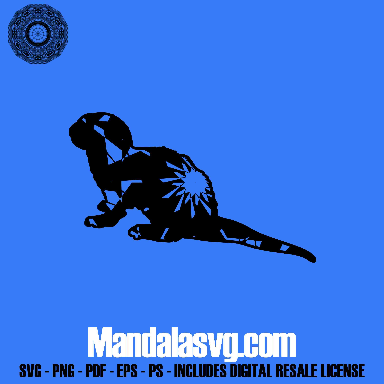 74+ Otter Mandala Svg – SVG Bundles