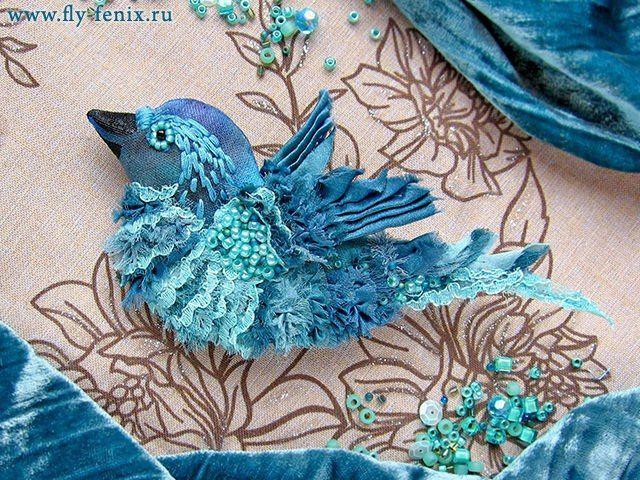 Вышивка лентами марии васильевой