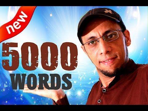 اقوى استاذ انجليزي في التاريخ للمبتدئين Improve Your English The Crazy Way 4 Youtube Youtube English Lessons Words