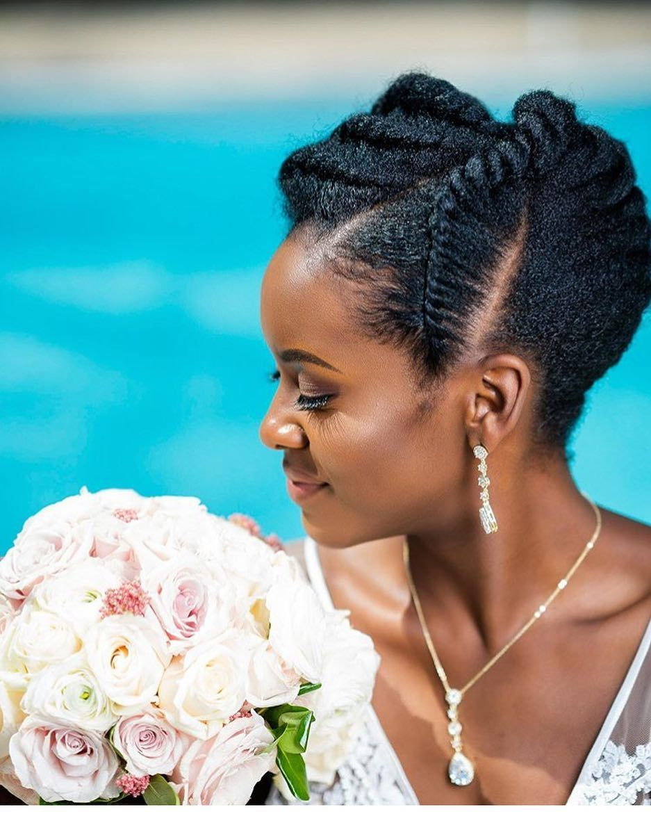 orgeous! . . @zoomworx @weddings_fashion | 4c natural hair