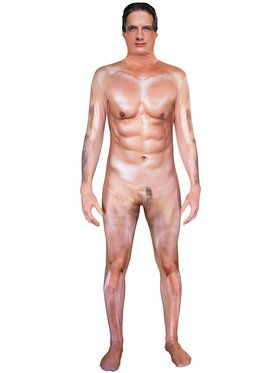 naked adult halloween costumes
