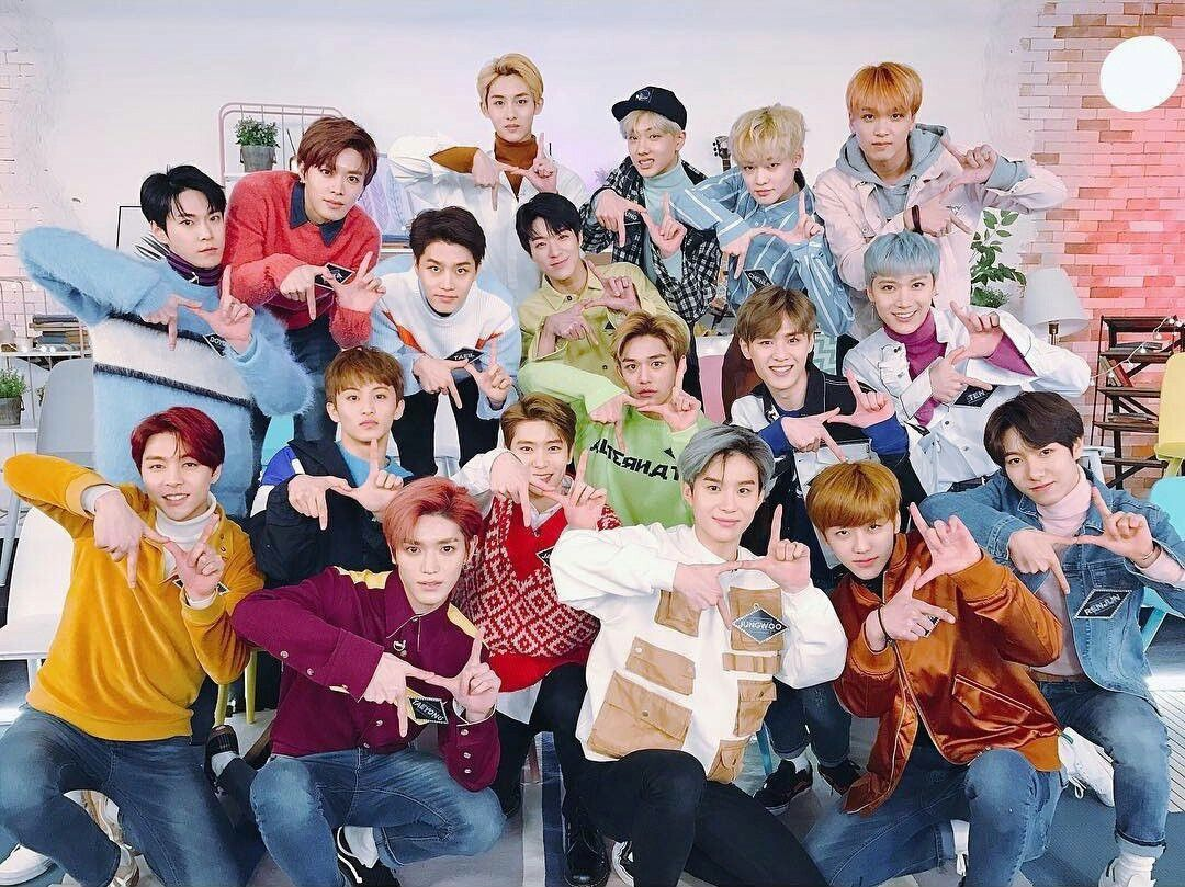 Nct 18 members | NCT | NCT, Nct group, Nct 127
