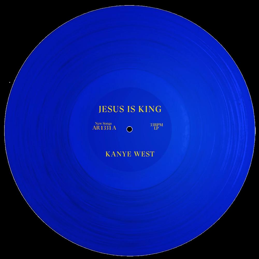 Jesus Is King Vinyl Kanye West Kanye West Albums Kanye West Kanye