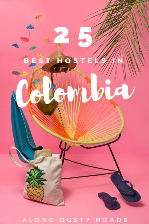 Heading to Colmbia? You need to check out our ultimate list of the best 25 hostels in Colombia!