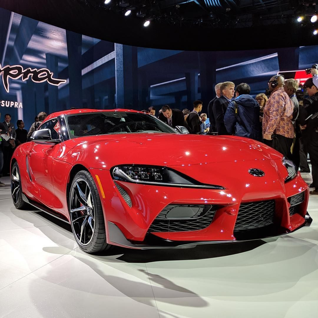"Austin Evans on Instagram ""The toyotausa Supra is back"