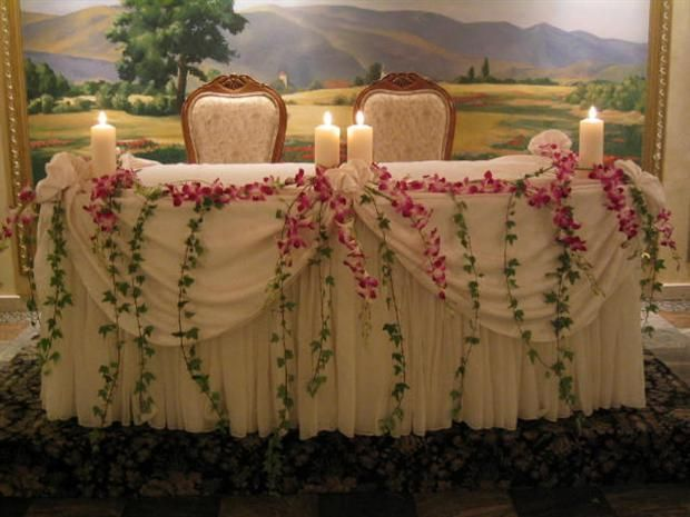 Bride And Groom Wedding Table Ideas grooms table ideas grooms the bridal party came through the main door but when it was Bride And Groom Table Centerpieces Wedding Forums Wedding Forums Brides Helping Brides