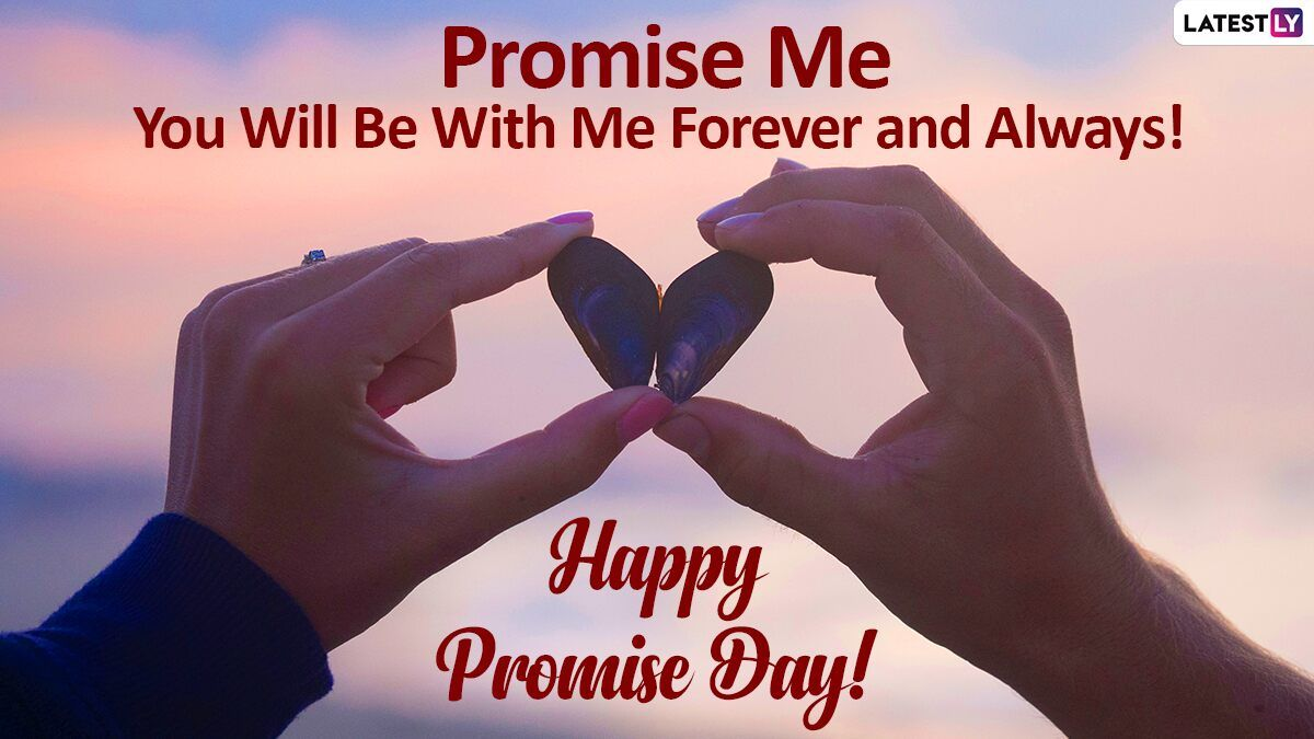 Happy Promise Day 2021 Greetings For Husband And Wife Hd Images Facebook Quotes Gif Messag In 2021 Happy Promise Day Facebook Quotes Quotes Gif