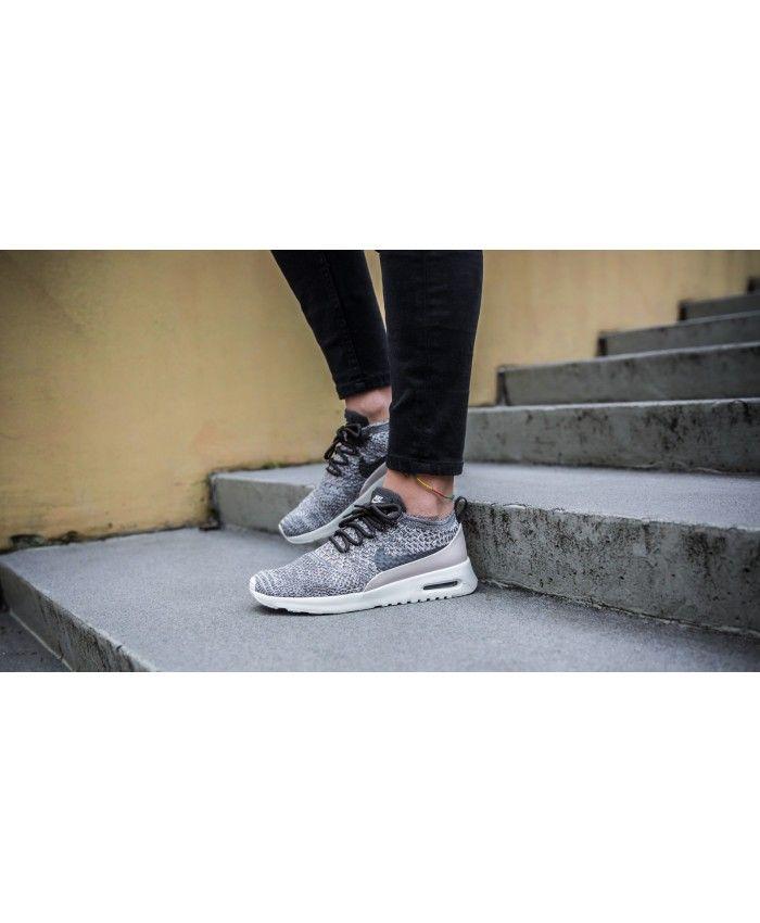 Neu Details about Women's Nike Air Max Thea Ultra Flyknit