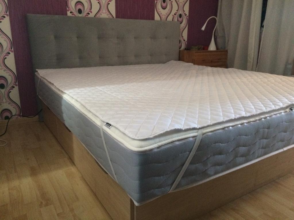 Ein Boxspringbett Mit Schubladen Als Wasserbett Es Gibt So Viele