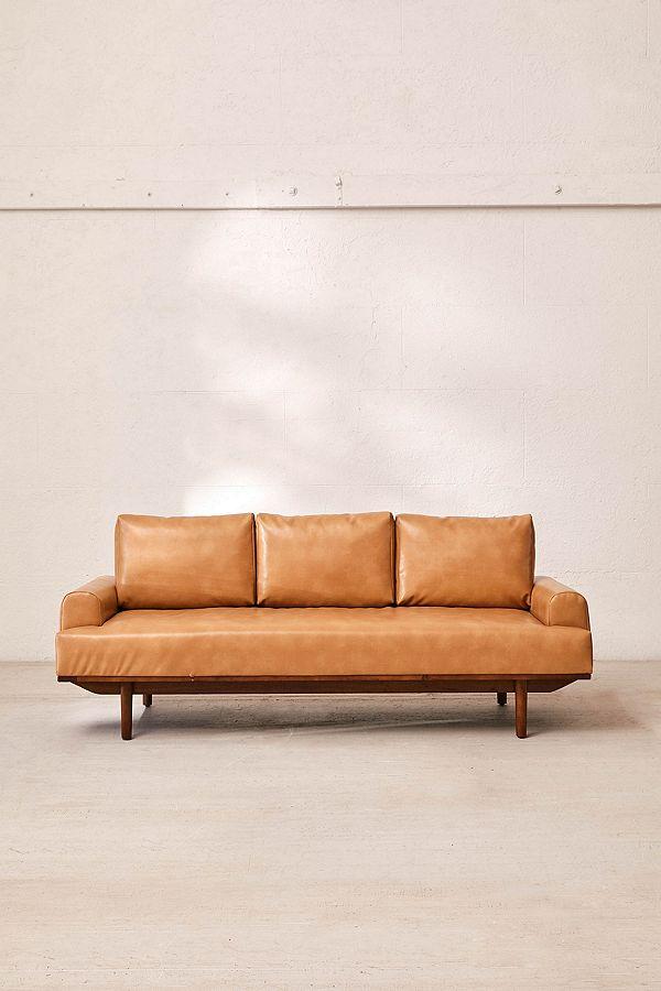 Sabrina Vegan Leather Sofa In 2020 Faux Leather Sofa Leather Sofa Set Cheap Couch