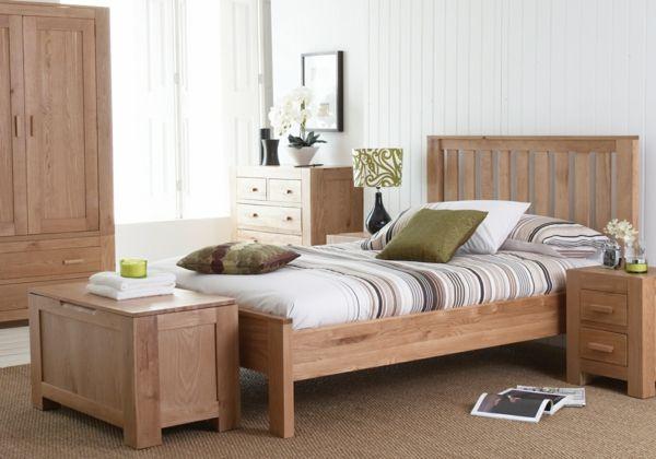 Schlafzimmer farbgestaltung ~ Weißes schlafzimmer tolle helle einrichtung farben