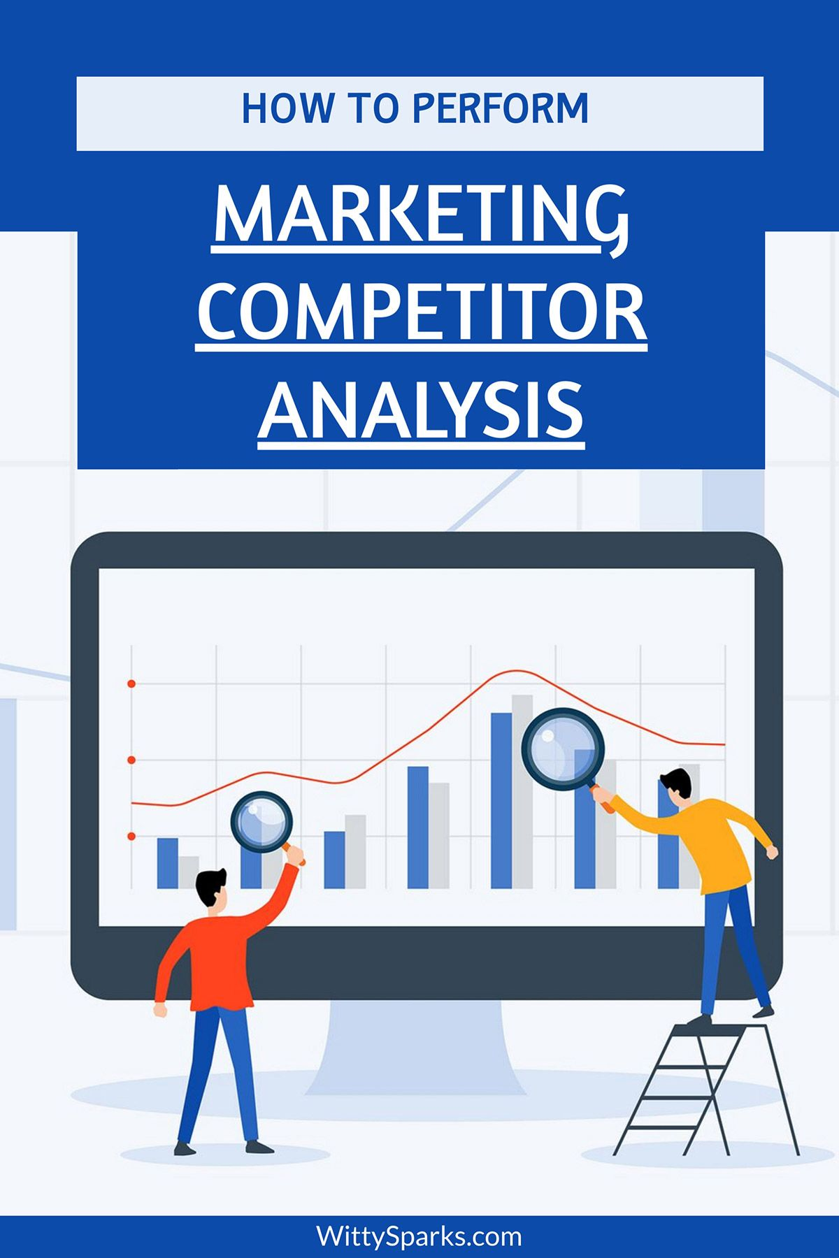 How To Perform Marketing Competitor Analysis Competitor Analysis Digital Marketing Guide Digital Marketing
