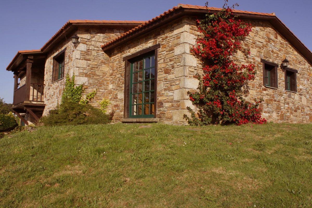 Publicaciones sobre construcciones de casas r sticas en galicia y asturias planos casaloma - Construcciones de casas ...