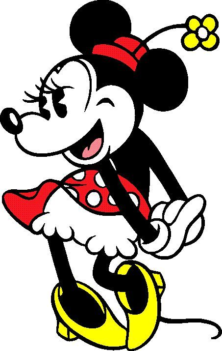 30++ Mickey and minnie clipart free ideas