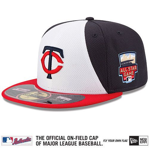 1b5a8d8a2c3 Minnesota Twins Authentic Collection All-Star Game Diamond Era On-Field  59FIFTY Cap with 2014 All-Star Patch - MLB.com Shop