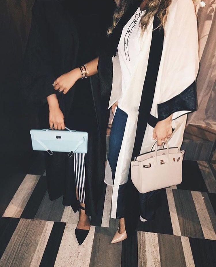 IG: t__abaya    IG: Beautiifulinblack    Modern Abaya Fashion   