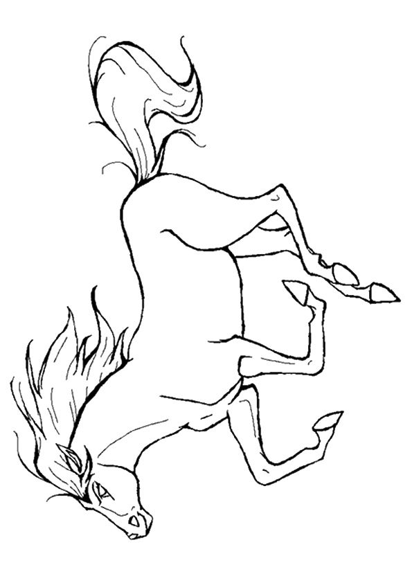 25 Best Horse Coloring Pages Your Toddler Will Love To Color Horse Coloring Pages Horse Coloring Horse Coloring Books