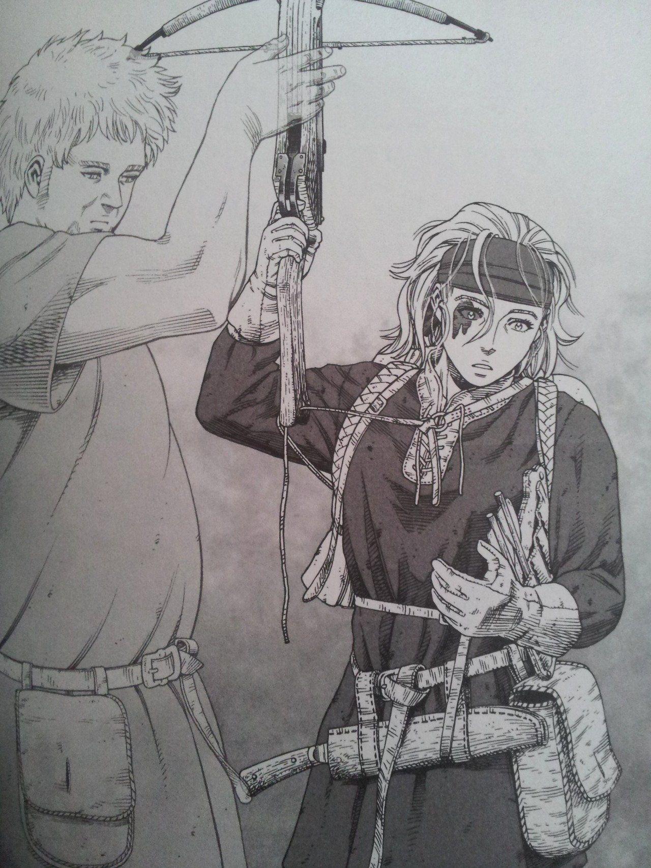 Best Drawing Book For Beginners Anime Reddit Luxury Keru World I Finished Book 9 Of Vinlandsaga Vol 17 In 2020 Anime Drawing Books Best Anime Drawings Cool Drawings