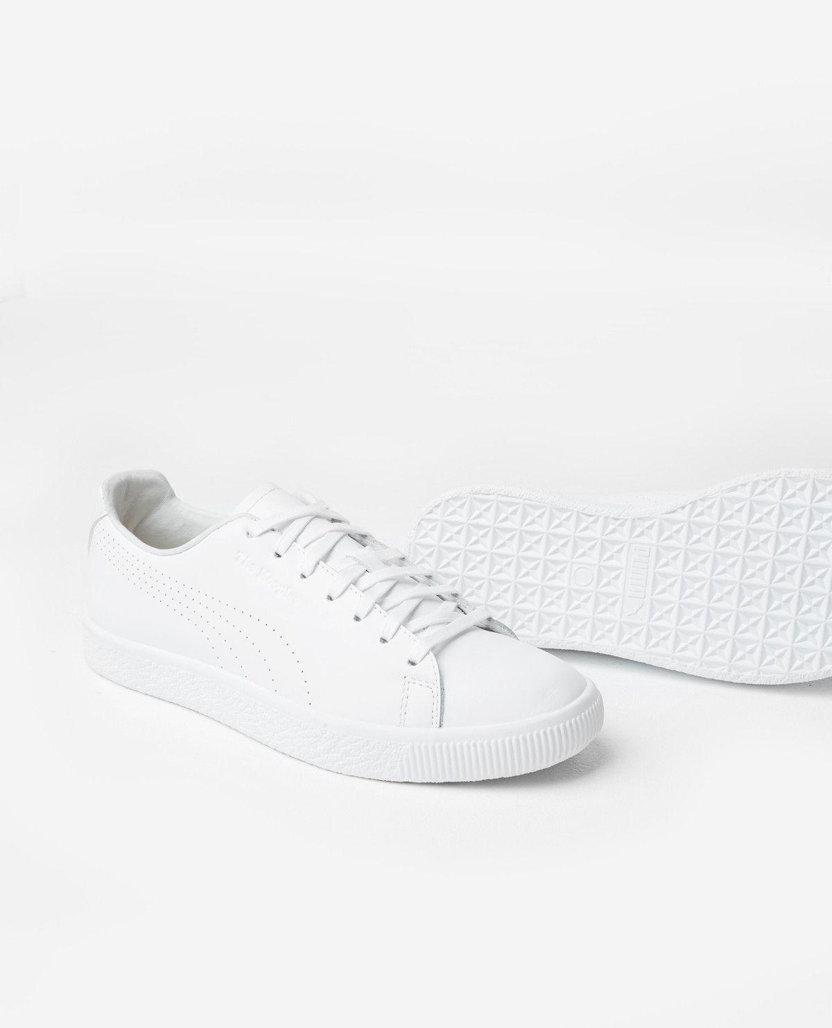 8d4a223e8bf Puma x The Kooples Clyde sneakers - Puma - The Kooples   Shoes ...