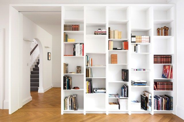Book Shelf Ideas bookshelf ideas | open plan, architects and joinery