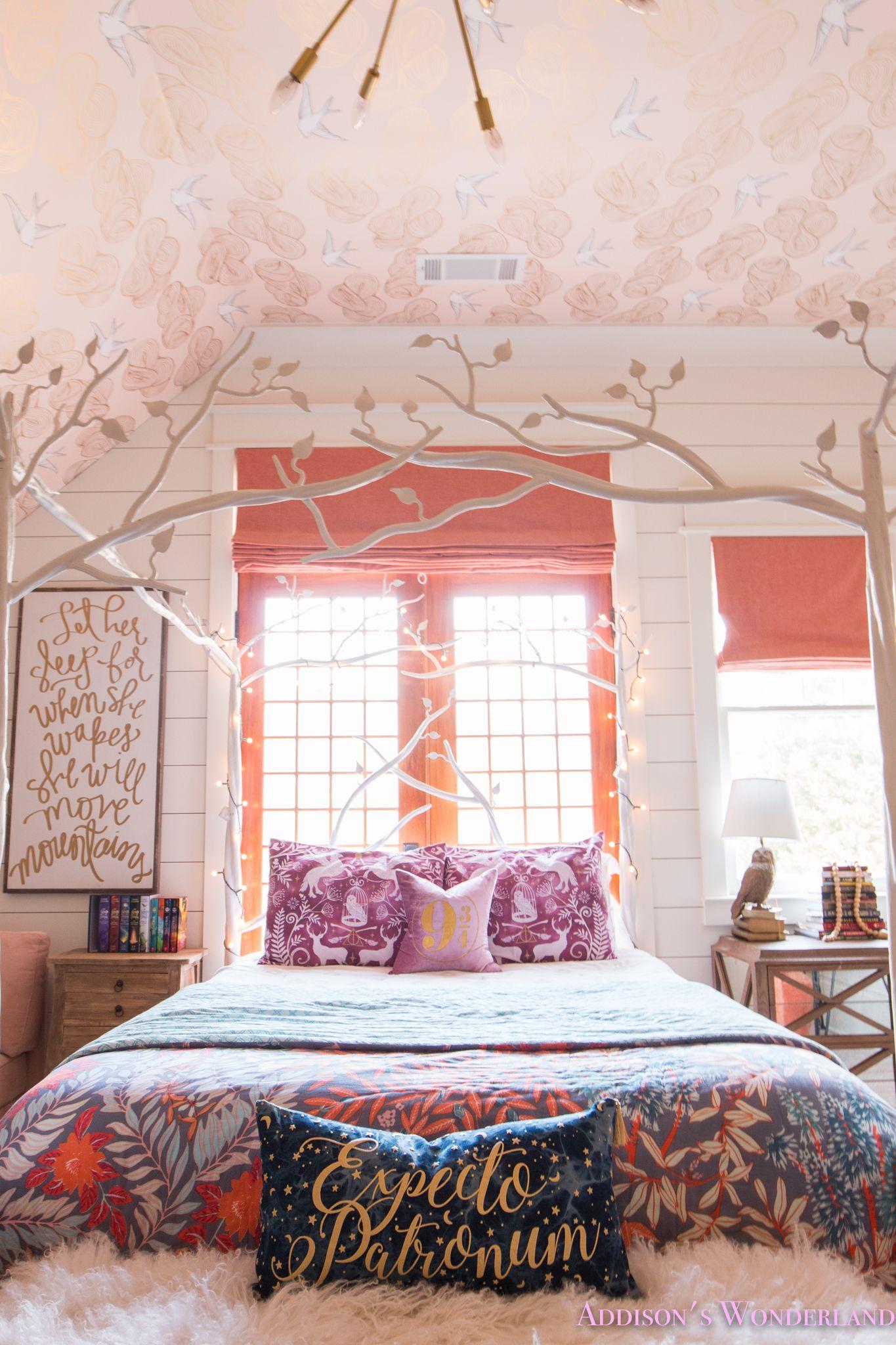 Harry Potter Themed S Bed Bedroom Decor Design