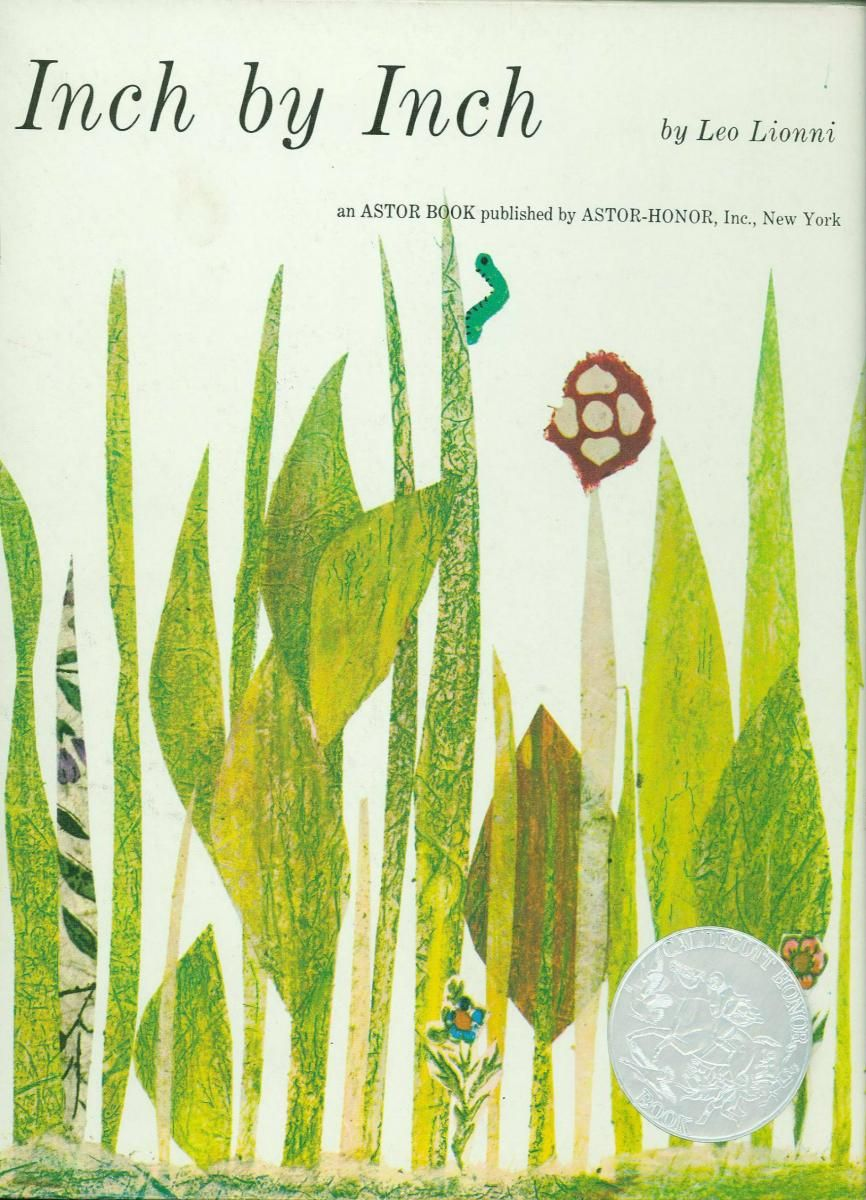 Inch by Inch, 1961 Honor | Association for Library Service to Children (ALSC)