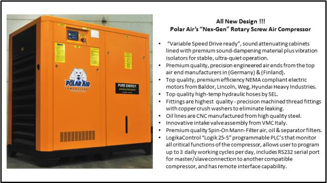 Air Compressors Air compressor, Rotary compressor, Sound